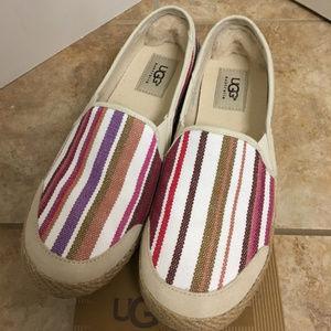 UGG Shoes - UGG Australia Delizah Espadrille Flats - NEW